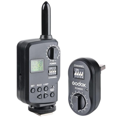 Godox FT-16 Wireless Remote Power Control Flash Trigger & Receiver exclude