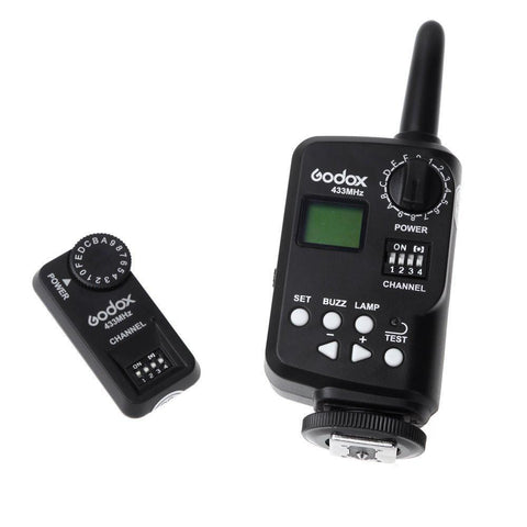 Godox X1T-N TTL HSS Single Wireless Camera Flash Trigger (Nikon)