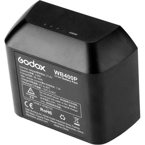 Godox PB820S Li-ion Propac Speedlite Flash Power Battery Power Pack