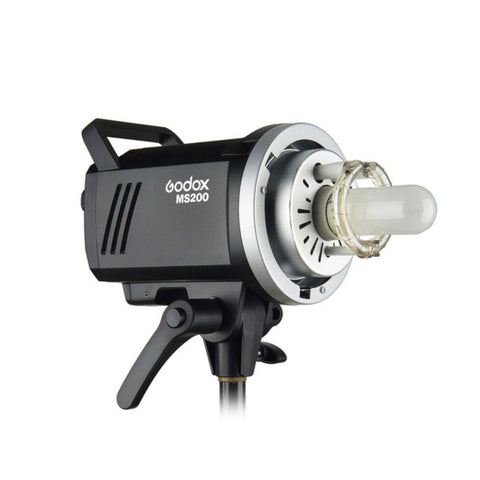 Godox MS200 200W MS Series Compact Studio Flash Strobe (5600K)
