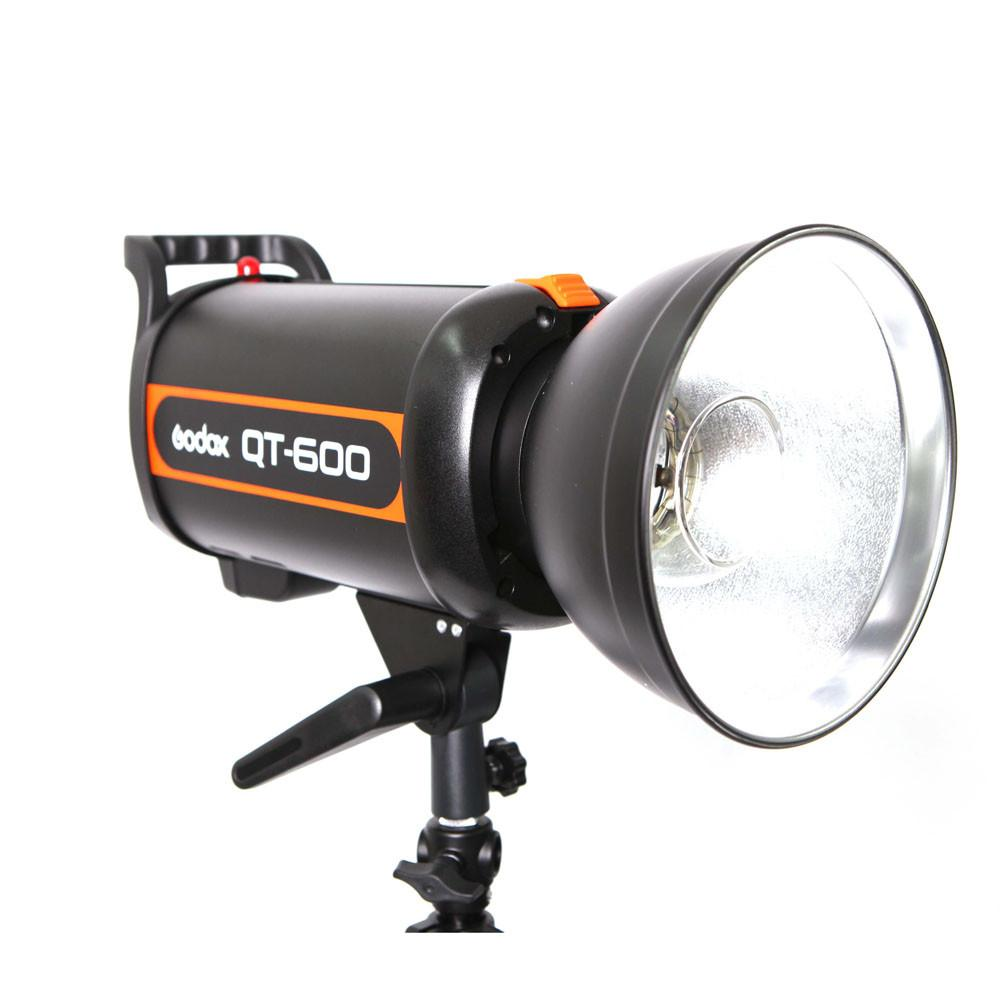 Godox QT-600 600W Professional Studio Flash Strobe Head with Stand