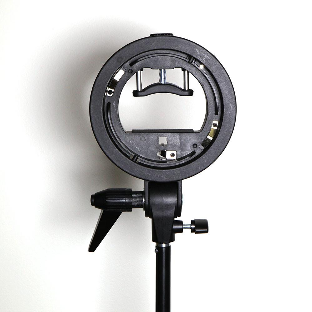Godox S-mount Speedlite Flash Bracket for Elinchrom S-EC