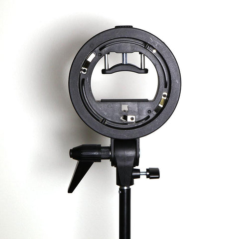 Godox S-mount Speedlite Flash Bracket for Elinchrom S-EC exclude