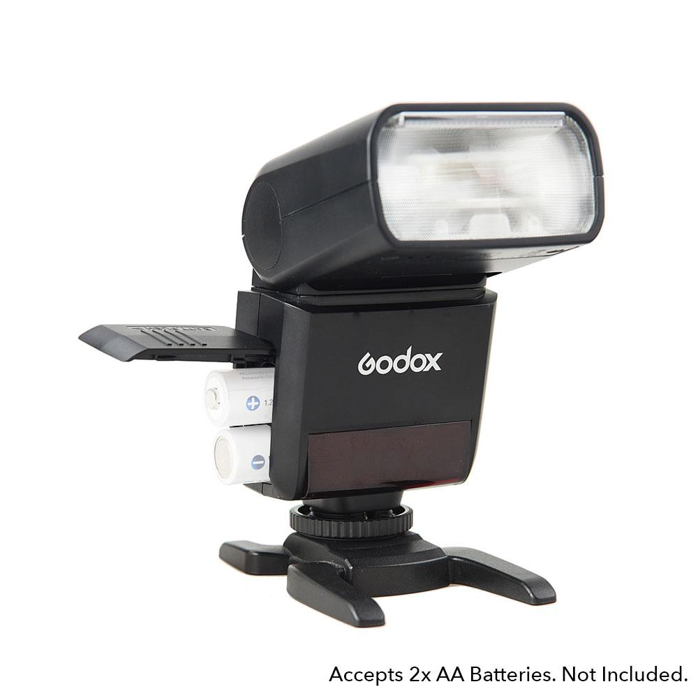 Godox TT350O 2.4G TTL HSS Speedlite Flash and X1O-T trigger kit for Olympus