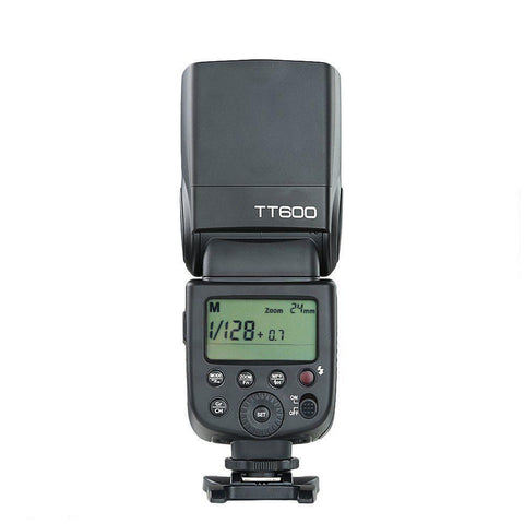 Godox TT600 2.4G HSS Universal Wireless Camera Flash Speedlite exclude