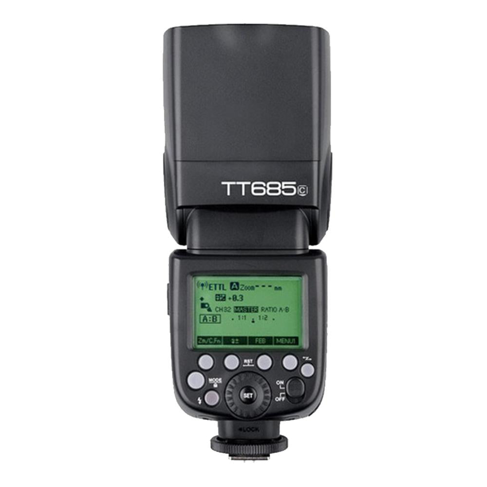 Godox TT685C 2.4GHz E-TTL HSS Speedlite Flash For Canon