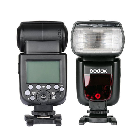 Godox TT685N 2.4GHz i-TTL HSS Speedlite Flash For Nikon exclude