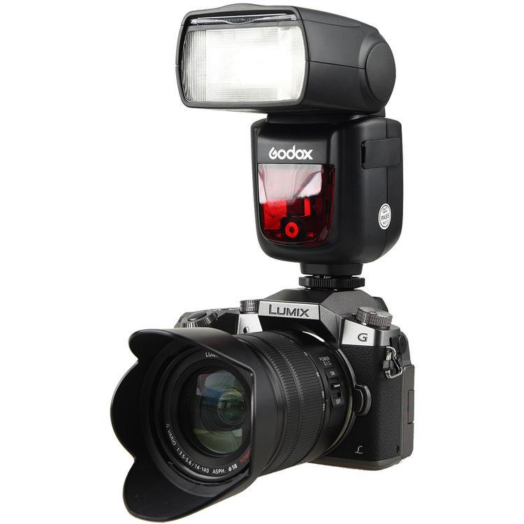 Godox Ving V860O II E-TTL HSS Master Speedlite Flash for Olympus