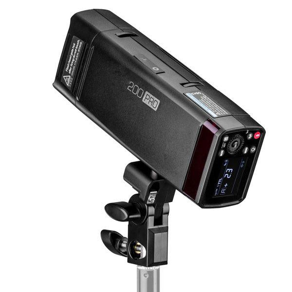 Godox Witstro AD200Pro 200W Cordless Portable Outdoor TTL Flash Strobe