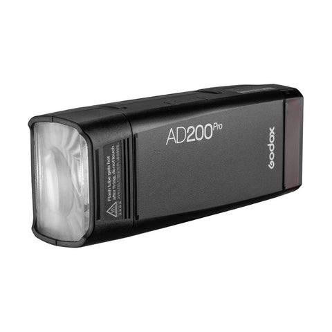 Godox Witstro AD200 Pro 200W Cordless Portable Outdoor TTL Flash Strobe