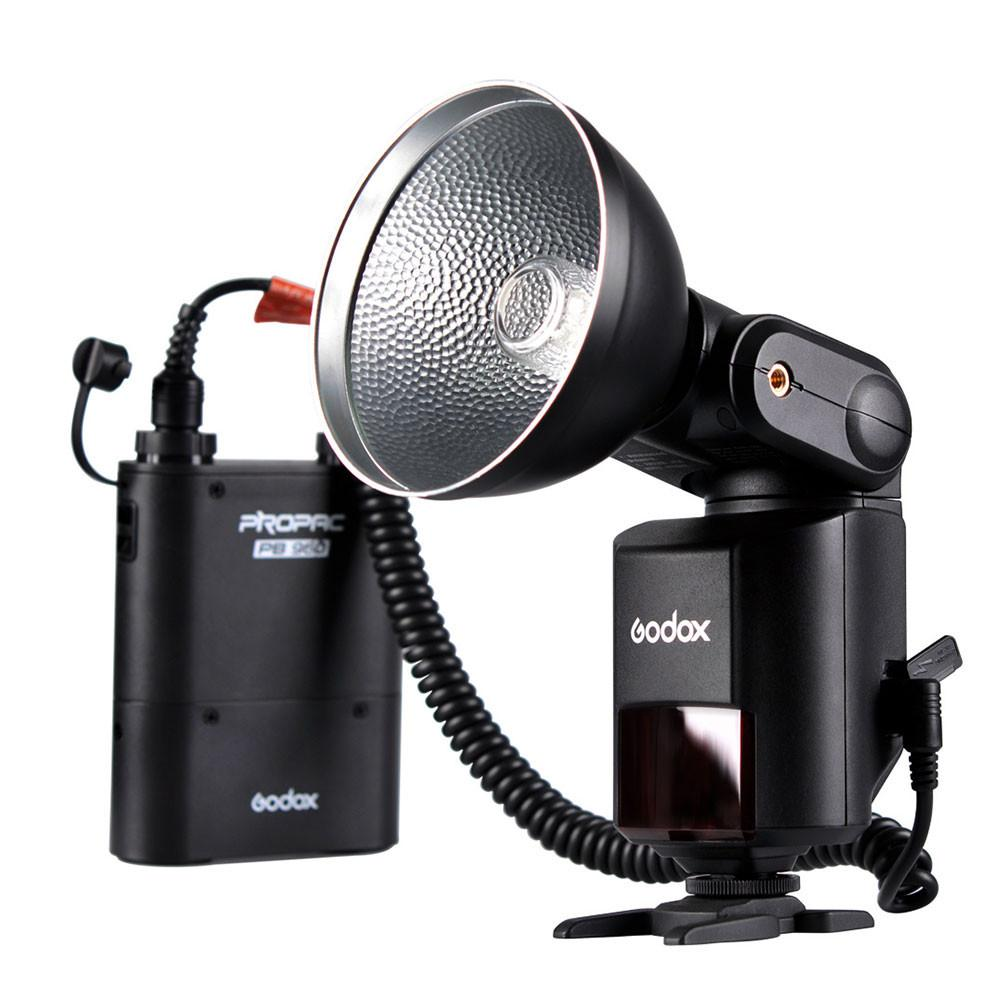 Godox Witstro AD360 360W Bare Bulb HSS Flash Speedlite and Battery Kit exclude