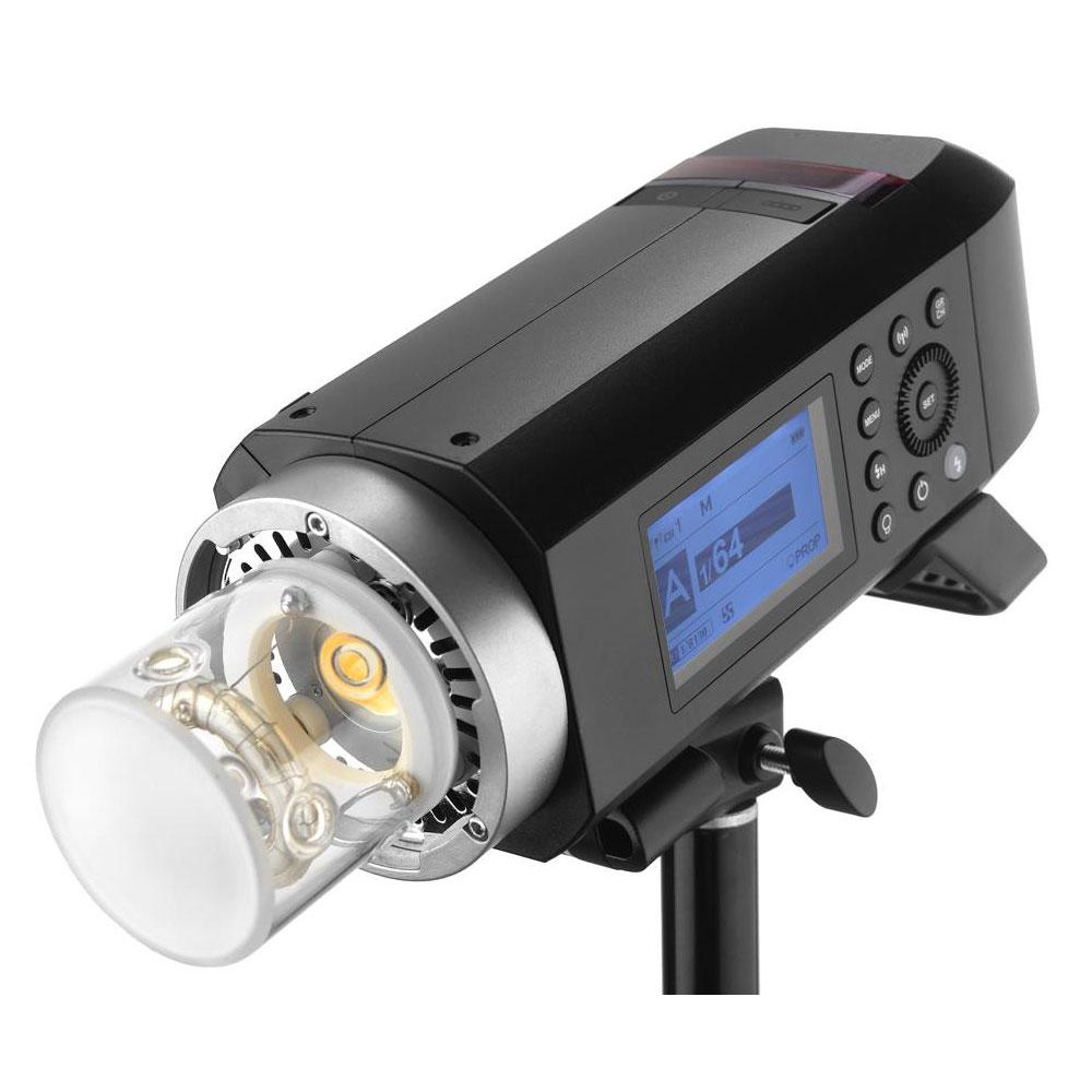 Godox Ad400Pro Witstro TTL Flash Strobe with AD400Pro Flash Tube