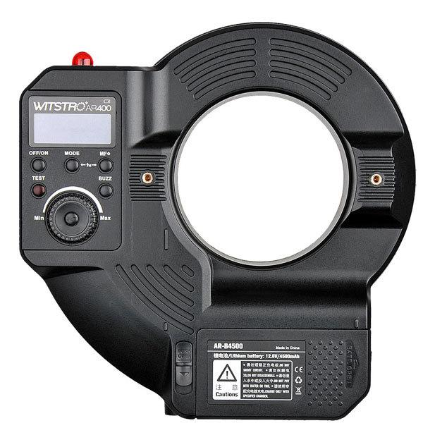 Godox Witstro LED Ring Flash AR400