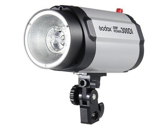 Godox 600W (2x 300W) Studio Flash Strobe Lighting Kit