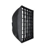 Godox Softbox with Grid  60x60cm Bowens Mount for Studio Strobe Flash Lighting