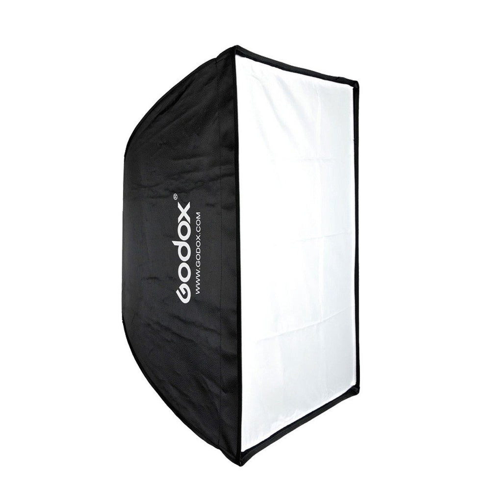 Godox Collapsible Softbox 90x90cm Bowens Mount For Studio Strobe Flash Lighting