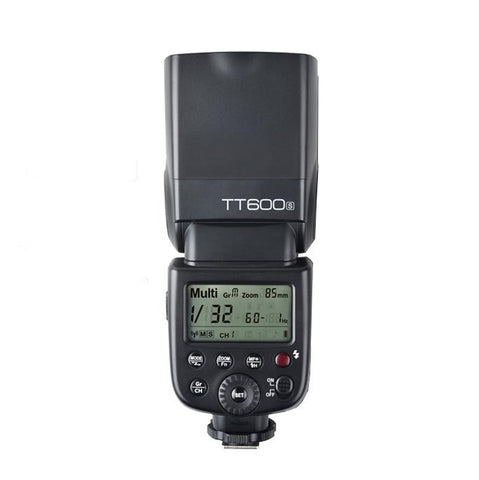 Godox TT600S 2.4G HSS Wireless Camera Flash Speedlite for Sony