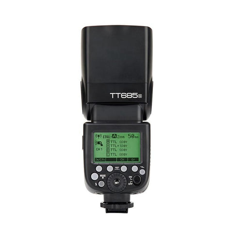 Godox TT685S 2.4G HSS 1/8000s TTL Speedlite Flash for Sony MFI