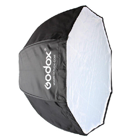 Godox 120cm Octagon Umbrella Softbox for Strobes or Speedlite exclude