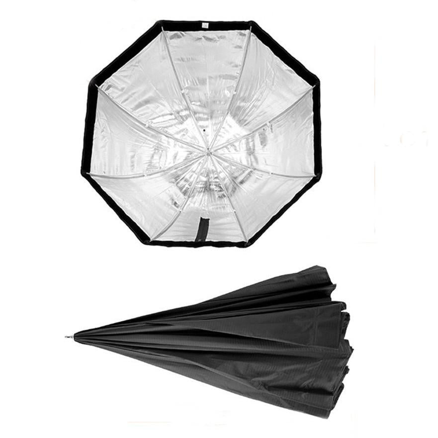 Godox 80cm Octagon Reflective Umbrella Softbox (Portable) for Flash