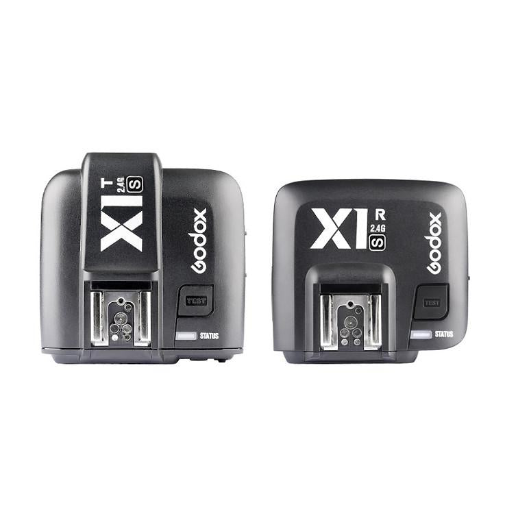 Godox X1-S TTL HSS Wireless 2.4GHz Camera Flash Trigger Set (Sony)