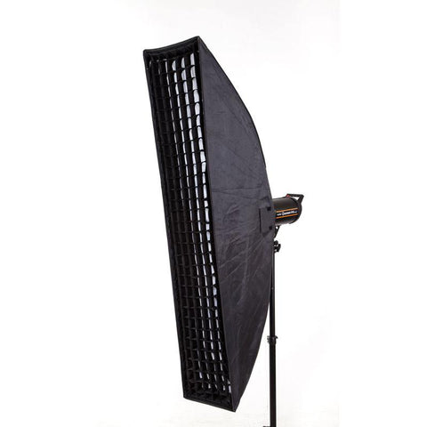 Godox Softbox with Grid  50x130cm Bowens Mount for Studio Strobe Flash Lighting exclude
