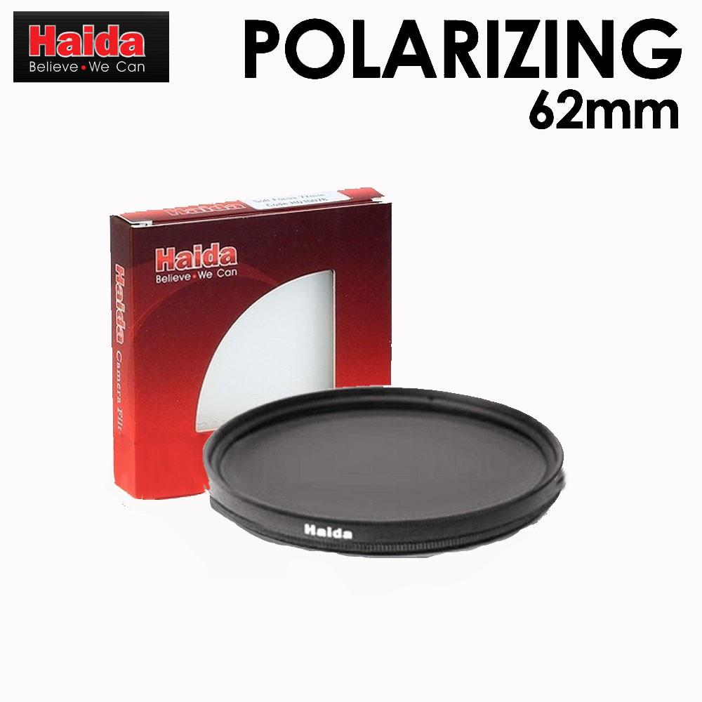 Haida 62mm Slim Multi-coating Circular Polarizing (PRO II) Filter