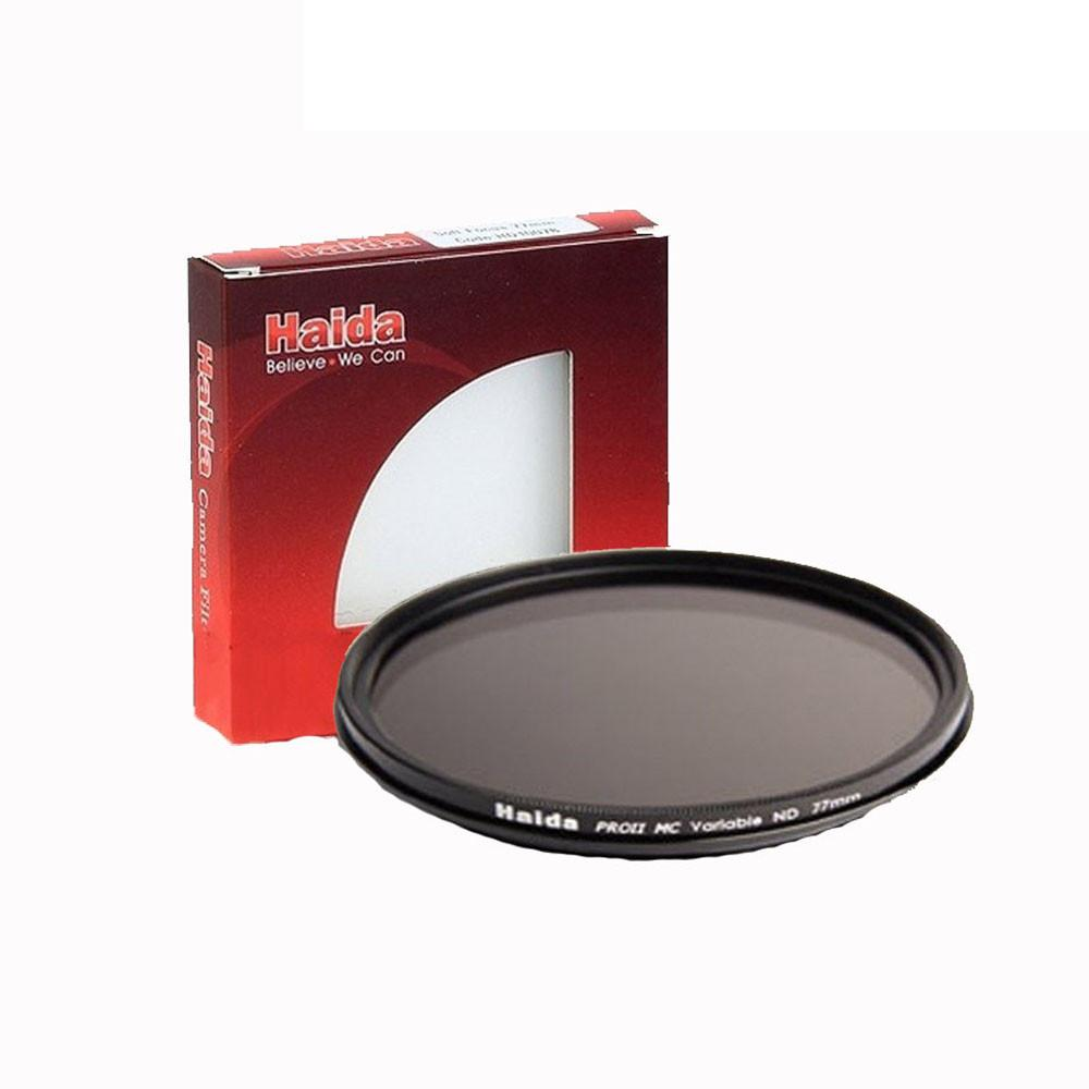 Haida 82mm PROII MC Wide Angle Variable Neutral Density ND Filter