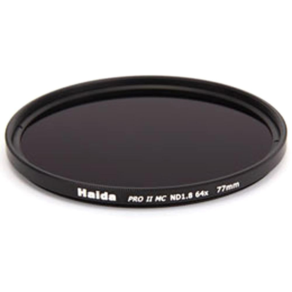 WI: 1 x Neutral Density 1.8 ( 64x ) Multi-coating PRO II Filter