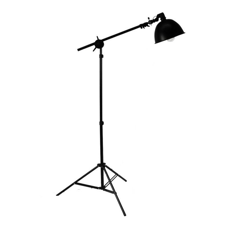 Hypop Top Hair Light Boom Arm Lighting Set (Bulbs and Stand Included)