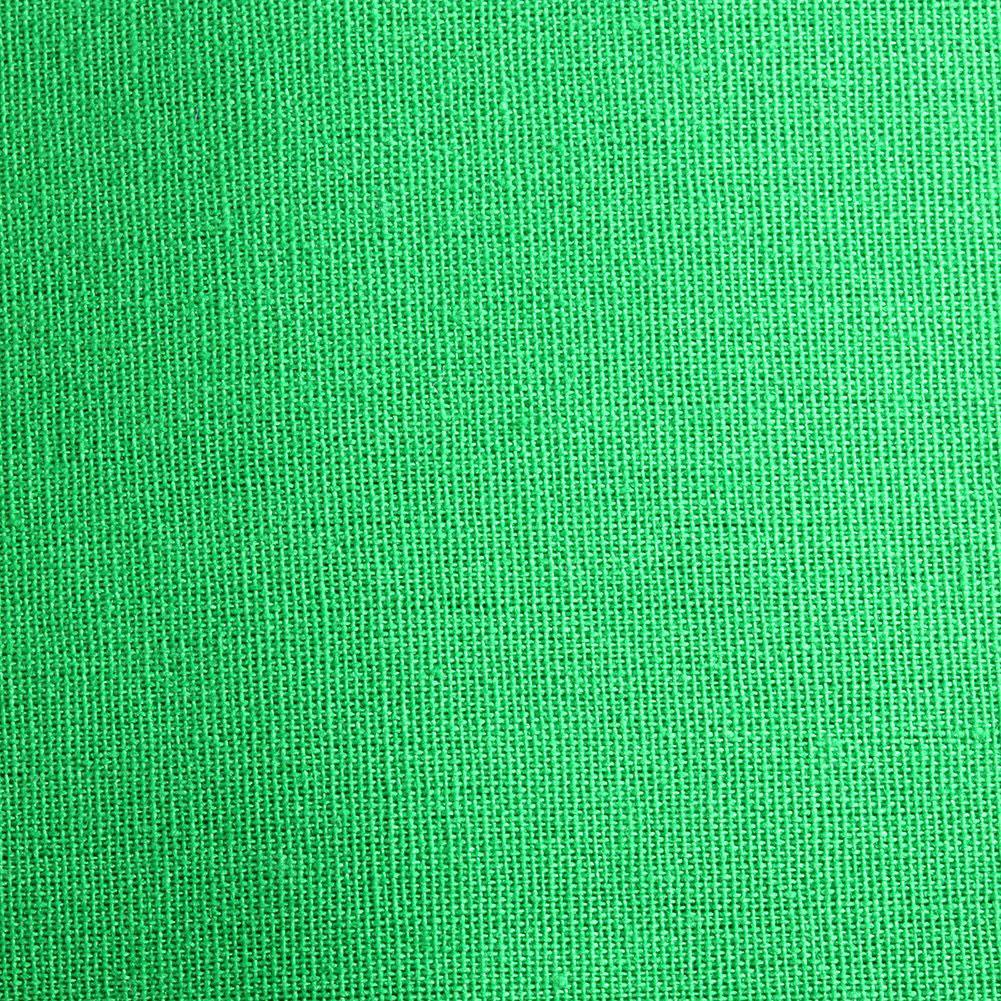Hypop Chroma Key Green Screen 1.8M x 2.8M Cotton Muslin Background