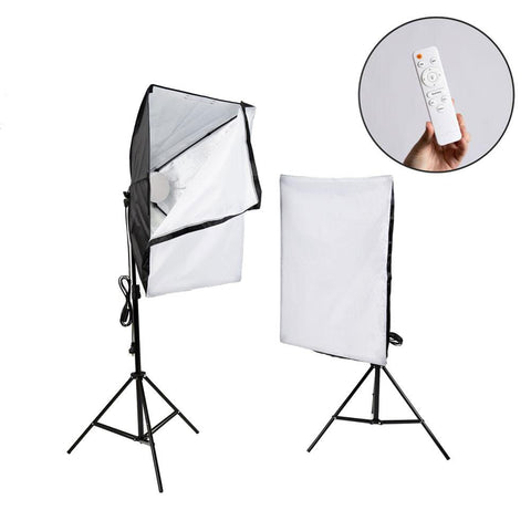 "Foldio3 25"" Inch All-in-One Photography Studio Tent Box (Includes LED Lights and 2 Backdrops)"