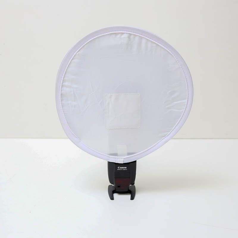 Spectrum Flash Disc Portable Speedlight Circle Softbox Fstoppers exclude