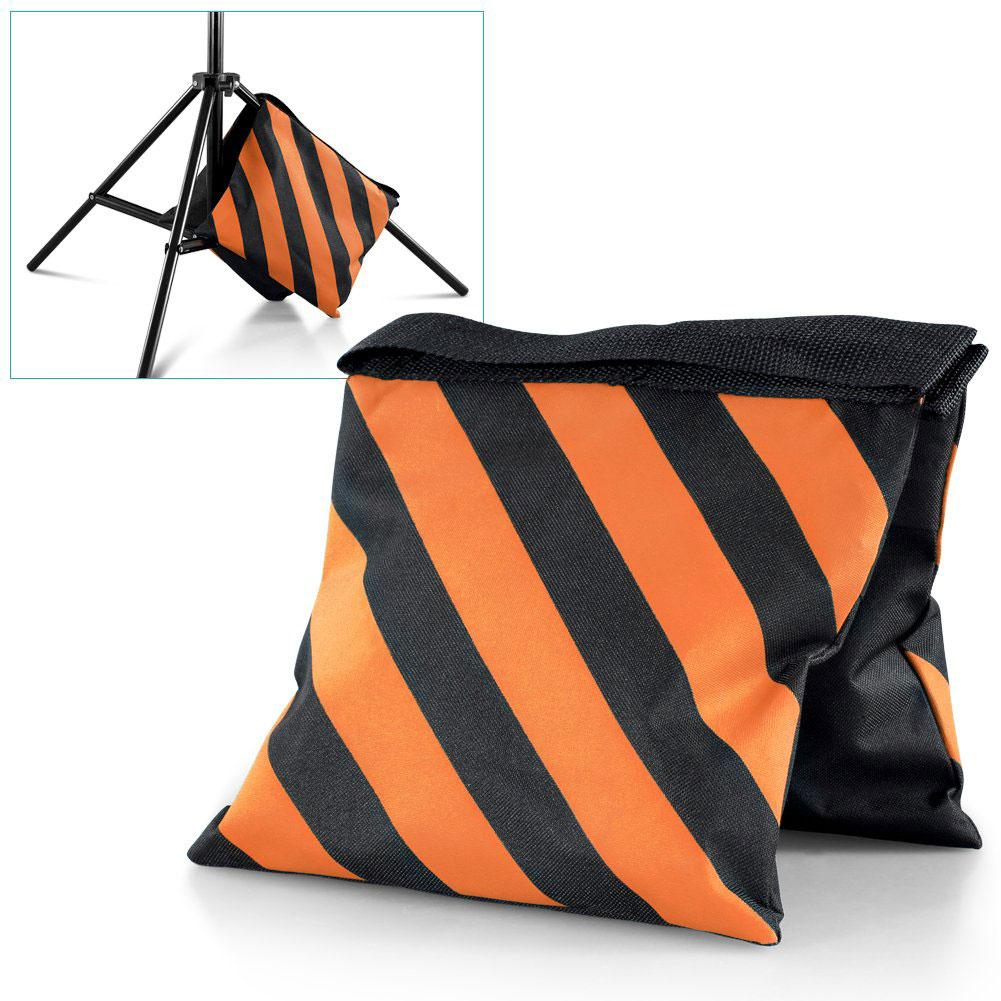Hypop Heavy Duty 10kg Rated Orange / Black Sandbag (Empty)