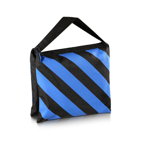 Hypop Heavy Duty 10kg Rated Blue / Black Sandbag (Empty)
