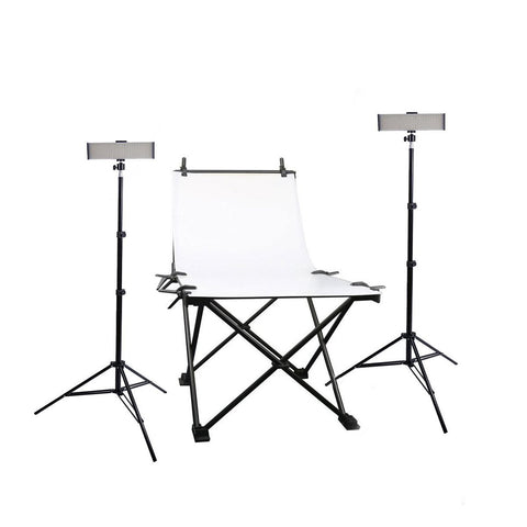 Hypop Professional Product Photography Table LED Lighting Kit (100cm x 200cm)