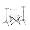 Hypop Large Professional Product Photography Table LED Lighting Kit (100 x 200CM)