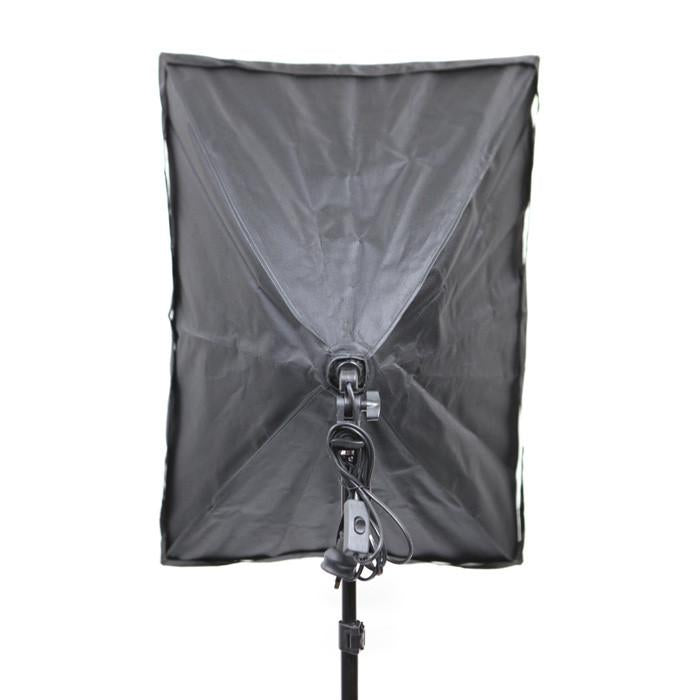 Hypop Double Rectangle Softbox Lighting Kit