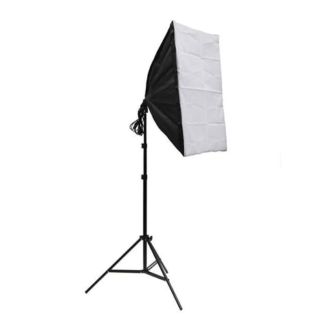 Hypop Professional Product Photography Table Double Softbox WIth Under Light Kit (60 x 130CM)