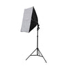 "Spectrum ""Illuminate Mate"" Double Rectangle Softbox Lighting Kit"