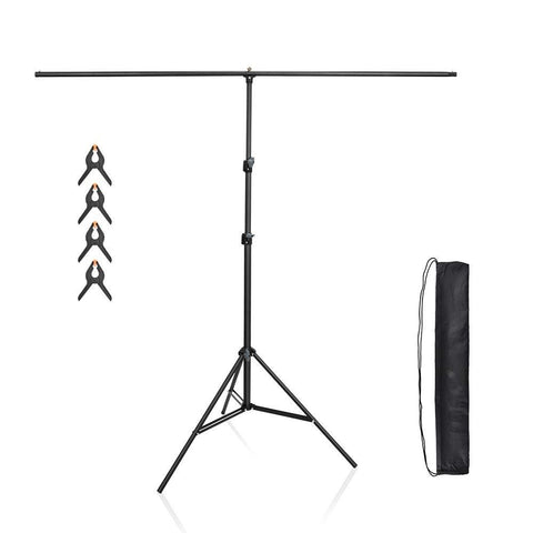 Collapsible Metal Pop Up Backdrop Peg Clamp Only