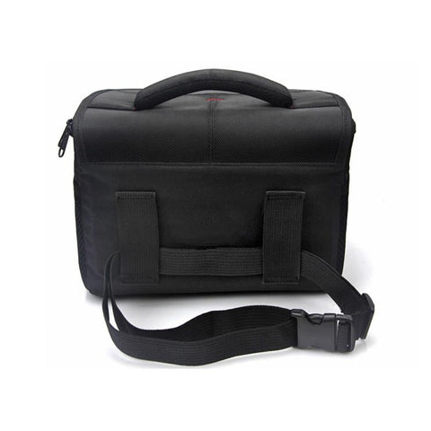 ONA Prince Street Camera & Laptop Messenger Bag - Black (ONA5-024BL )