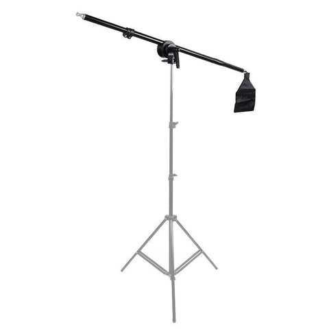 Hypop Lighting Standard Boom Arm Set with Counter Weight Bag (2kg Load)