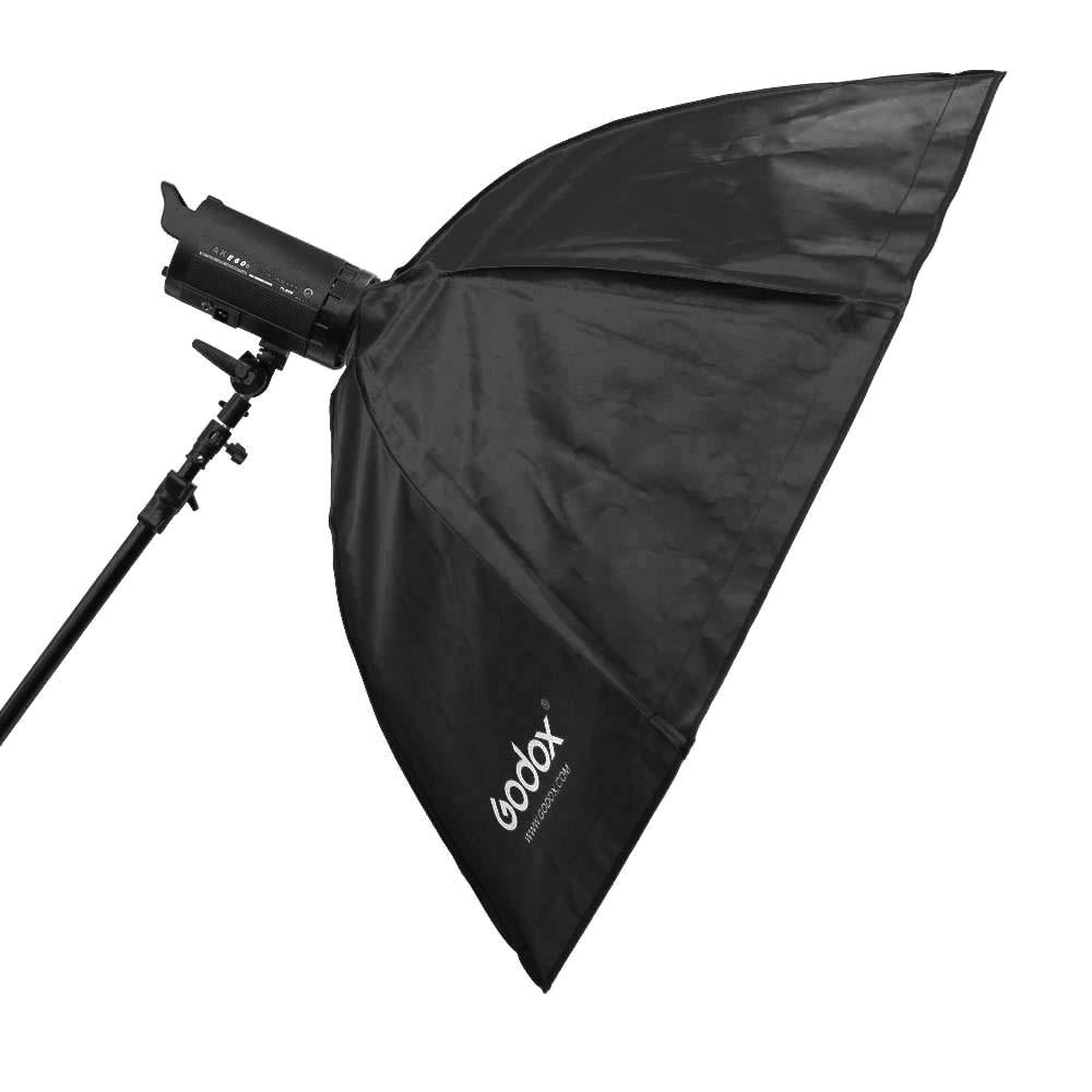 "Godox 120cm / 48"" Collapsible Octagon Softbox with Grid Light Modifier (Bowens)"