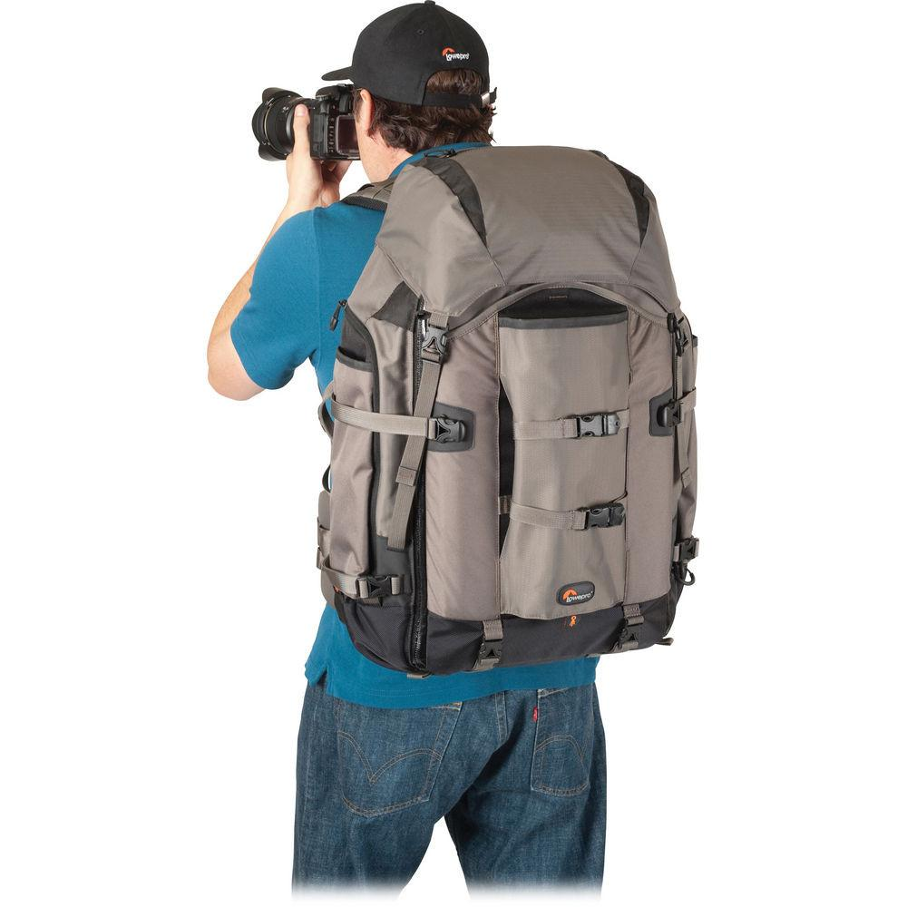 Lowepro Pro Trekker 300 AW Backpack (Mica and Black)