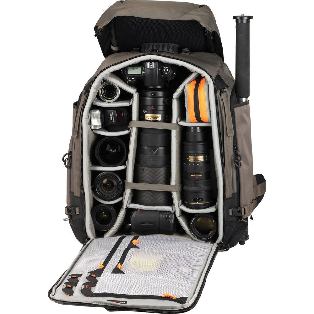 Lowepro Pro Trekker 600 AW Backpack (Mica and Black)