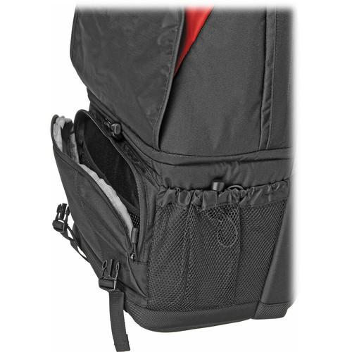 Lowepro Fastpack 250 Backpack (Red/Black)