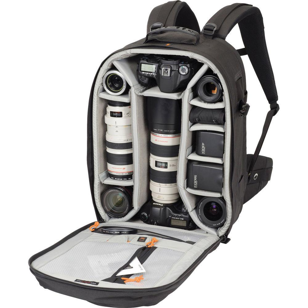 Lowepro Pro Runner 450 AW Backpack (Black)