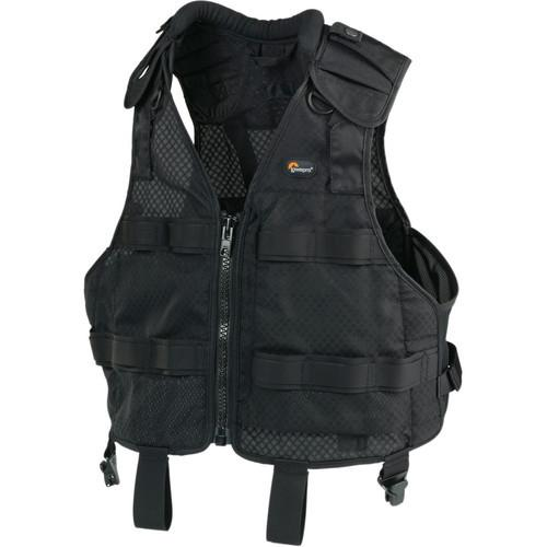 Lowepro S&F Technical Vest (L/XL) (Black)