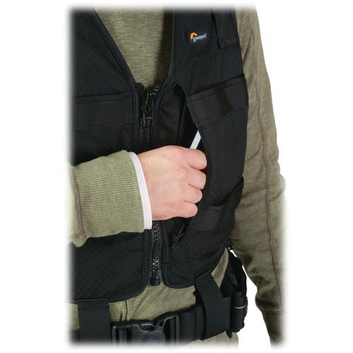 Lowepro S&F Technical Vest (S/M) (Black)